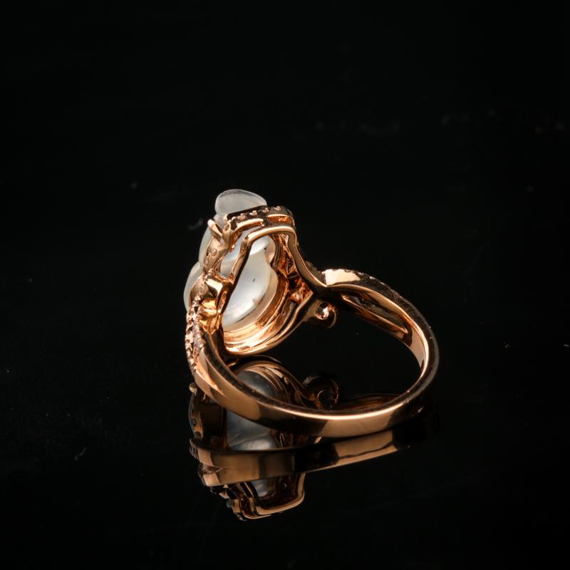 翡翠戒指-紅掌柜