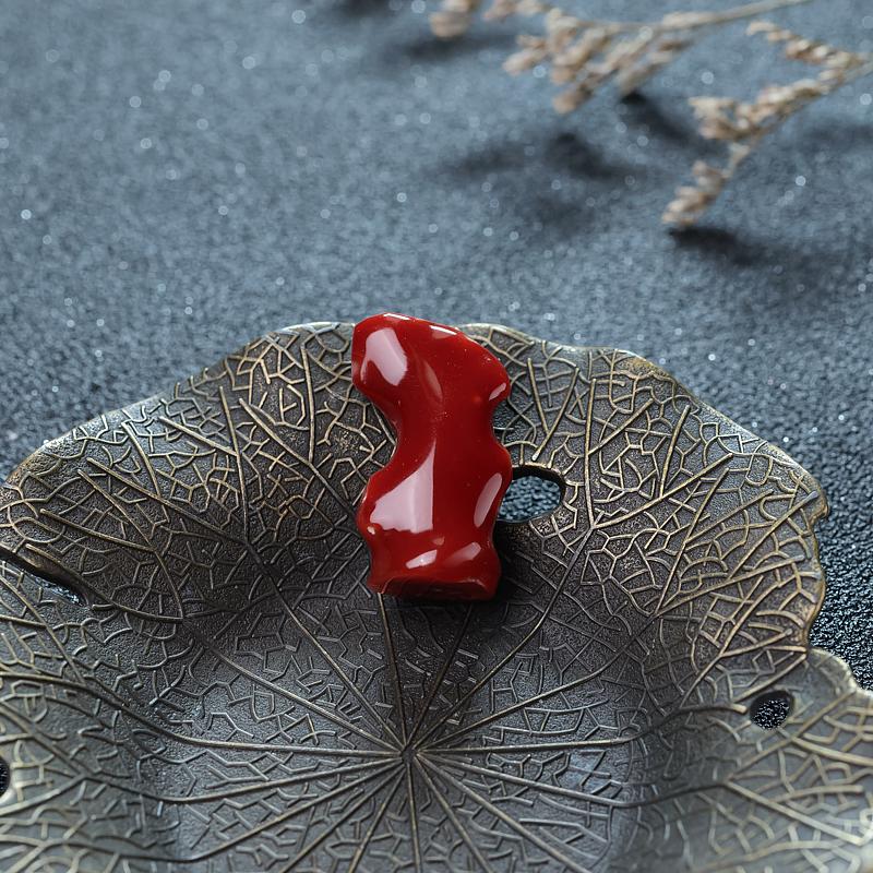 日本天然阿卡珊瑚-红掌柜