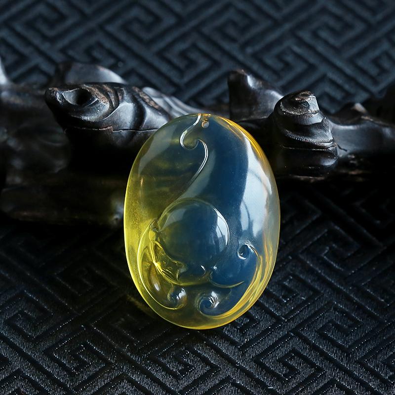 多米蓝珀猴(证)-红掌柜
