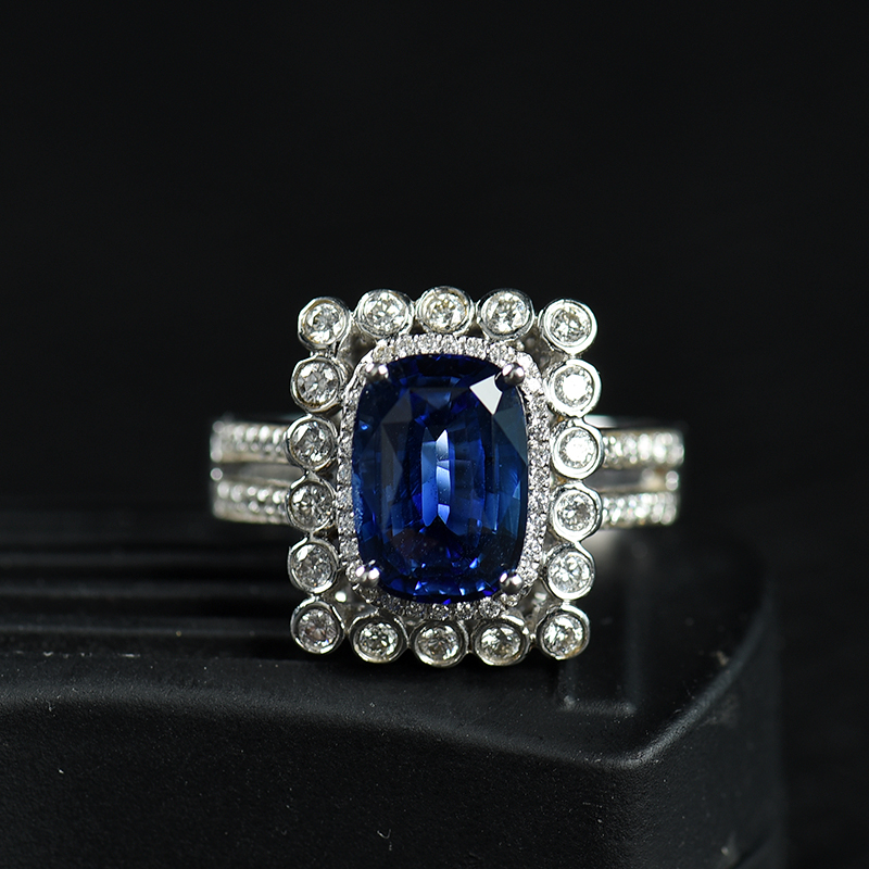 选购蓝宝石首饰,这些蓝宝石鉴别知识不可少!