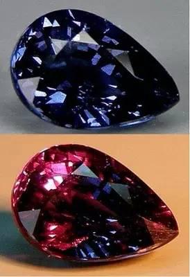 变色蓝宝石-红掌柜