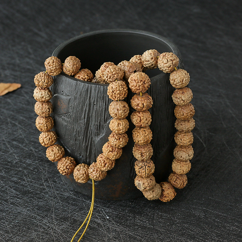 金刚菩提子108 - 红掌柜珠宝