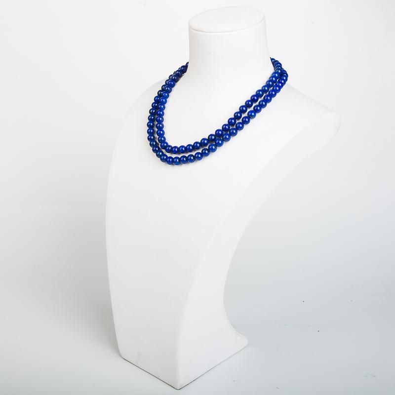 阿富汗紫蓝色青金石108佛珠-红掌柜
