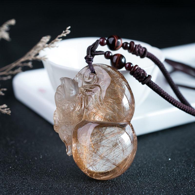 《铜发晶是什么水晶?铜发晶的功效与作用有哪些?》