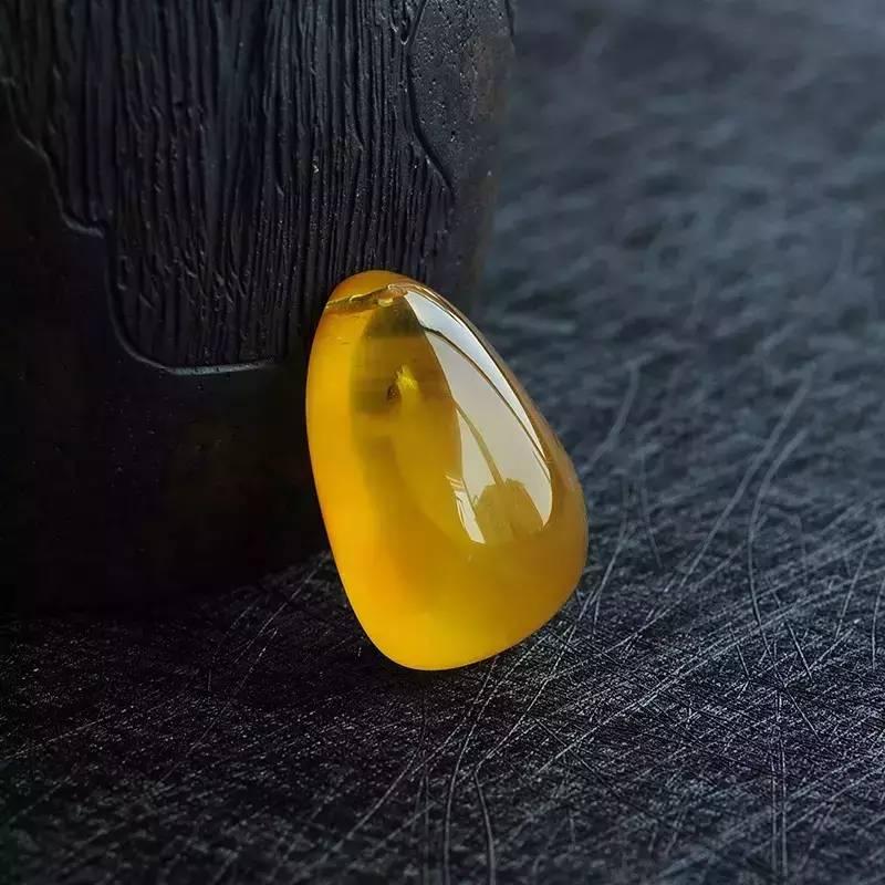 蜜蜡-红掌柜珠宝