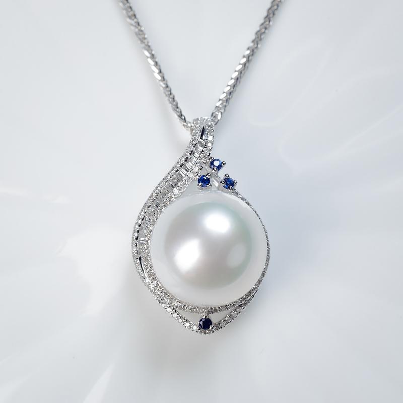 怎么给海水珍珠保养?珍珠首饰佩戴注意事项