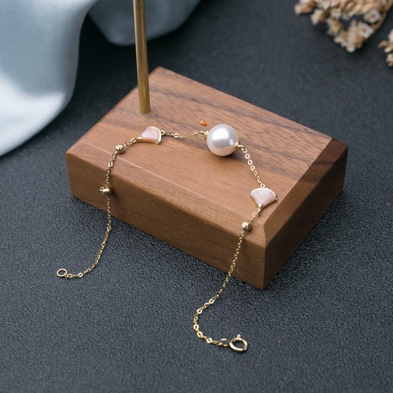 如何挑选天然珍珠手链?天然珍珠手链的鉴别方法